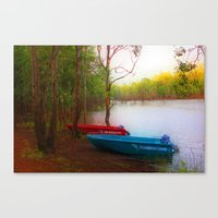 Safe Harbour Canvas Print