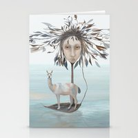 The Leaf Boatman Stationery Cards