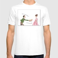 To My Sweet Heart Mens Fitted Tee White SMALL