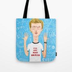 Napoleon, what do you think? Gosh! Tote Bag