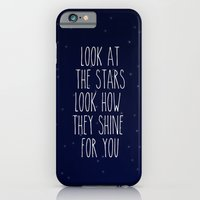 iPhone & iPod Case featuring Look How They Shine For You by Adel