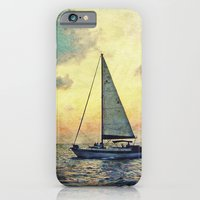 Sailing Along iPhone 6 Slim Case