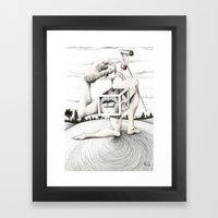 051213 Framed Art Print