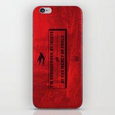 Surrounded iPhone & iPod Skin