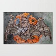 Chiroptera  Canvas Print