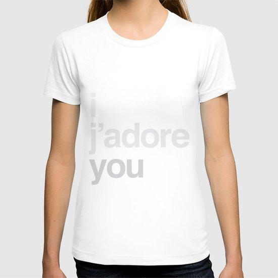 i/you T-shirt
