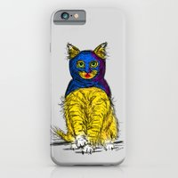 BAT CAT MAGIC iPhone 6 Slim Case