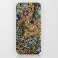 Psychedelic Botanical 4 iPhone 6 Slim Case