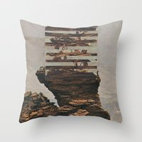 Err Tha Ka Wake Throw Pillow