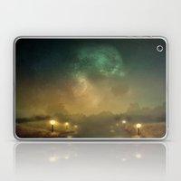 Ghost Lights Laptop & iPad Skin
