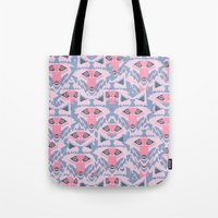 On The Hunt. Tote Bag