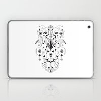 A Swirltastic Convulsion Laptop & iPad Skin