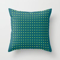 Famous Capsules - Buzz Friends Throw Pillow