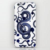 SNAKEKANS II iPhone & iPod Skin