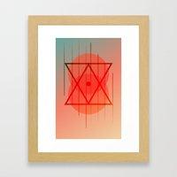 Zelous Framed Art Print
