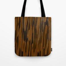 Orange Tiger Camo Tote Bag