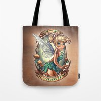 Those Who Wander Are Not… Tote Bag