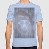 Sexz Mask Mens Fitted Tee Athletic Blue SMALL