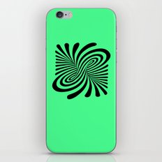 Twist iPhone & iPod Skin