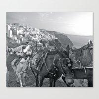 Greece Canvas Print