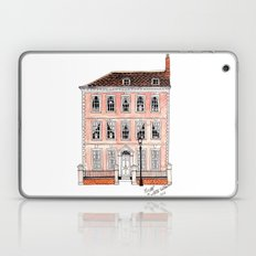Queens Square Bristol by Charlotte Vallance Laptop & iPad Skin