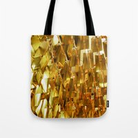 Golden Sky Tote Bag
