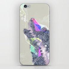Cry Wolf iPhone & iPod Skin