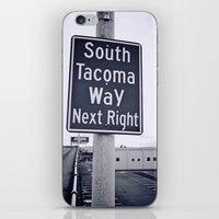 Next Right iPhone & iPod Skin