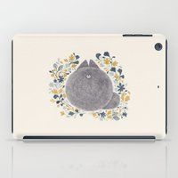kitch cat iPad Case
