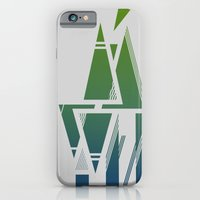 Abstract Color iPhone 6 Slim Case