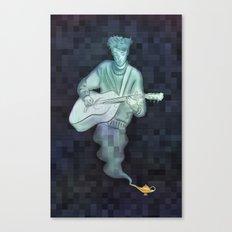 Genie Bard Canvas Print