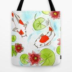 Pond Tote Bag