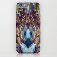 iPhone & iPod Case featuring CMYK Warp pt.1 by Adam Graetz
