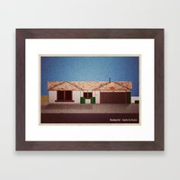 Breaking Bad - Caballo S… Framed Art Print