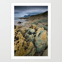 A Blanket of Sky Art Print