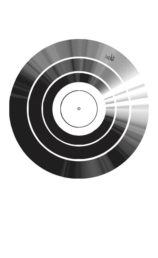 Vinyl Intentions Art Print