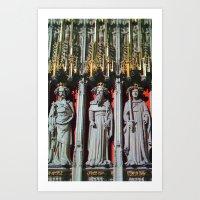 3Kings Art Print