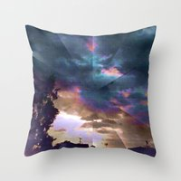 Prism For My New Year Throw Pillow