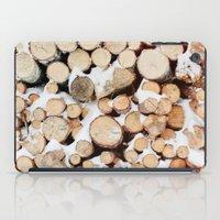 Firewood iPad Case
