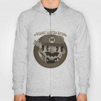 Mario Bros Fan Art Hoody