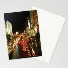 Las Vegas Strip Stationery Cards