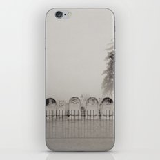 Old Cemetery iPhone & iPod Skin