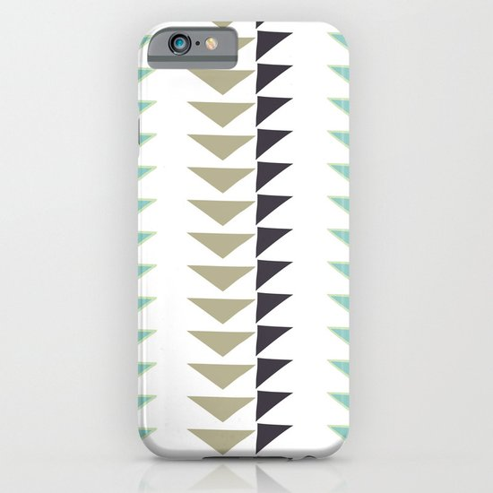Triangle Triangle Triangle iPhone & iPod Case