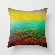 Alternate World Throw Pillow
