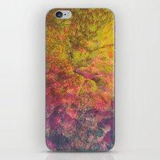 NEON MOUNTAINS / PATTERN SERIES 006 iPhone & iPod Skin
