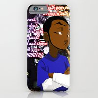 iPhone & iPod Case featuring Sharing is not always Caring by D77 The DigArtisT
