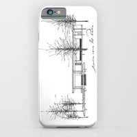 The Barcelona Pavilion -  Ludwig Mies van der Rohe iPhone 6 Slim Case