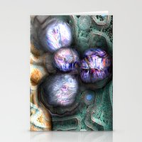 Jaded Contentions  Stationery Cards