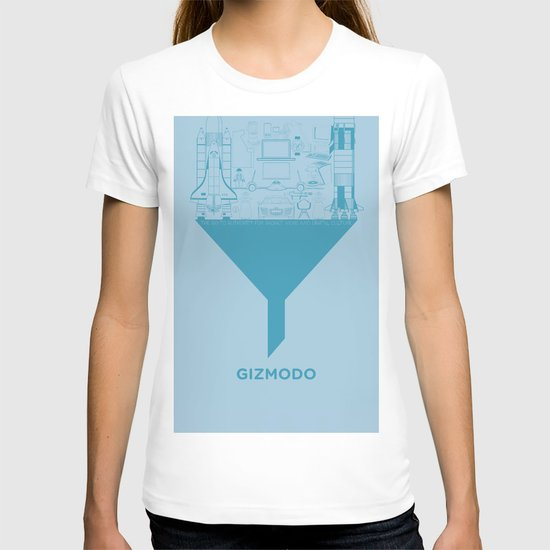 Essence Of Gizmodo T-shirt