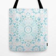 Fez Moroccan Tiles {4E} Tote Bag